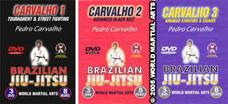 Pedro Carvalho Series 1, 2 and 3 DVD Special
