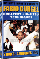 Fabio Gurgel - Greatest Jiu-Jitsu Techniques