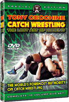 Tony Cecchine - Catch Wrestling