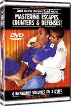 Daniel Moraes - Mastering Escapes, Counters & Defenses