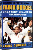 Fabio Gurgel - Greatest Jiu-Jitsu Techniques