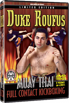 Duke Roufus - Muay Thai DVD set