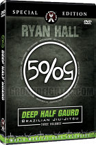 Ryan Hall - The Deep Half Guard